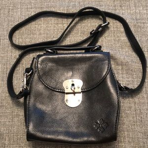 Black Patricia Nash crossbody